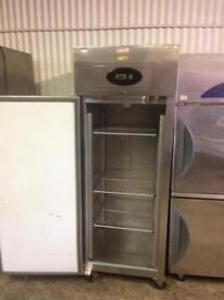 Commercial Single Door Fridge For Shop Cafe Restaurant Bakery Takeaway Kebab
