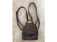 Mini Backpack - Brown