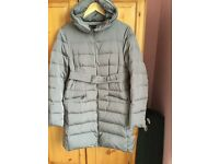 Zara Woman's down jacket, very warm and cosy
