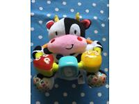 VTech Musical Cow Toy