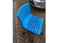Ikea children's desk chair