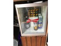 Husky mini fridge