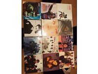"""R&B - HIP HOP - 50 + 12 """" VINYL RECORD COLLECTION - LARGE OLD SCHOOL CLASSIC LPs"""