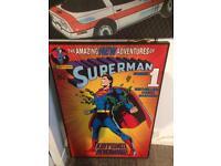 Superman bill board £10