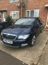 Skoda superb elegance 2.0 tdi (170) automatic
