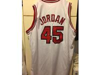 Rare Vintage Collectible Jordan 45 Jersey