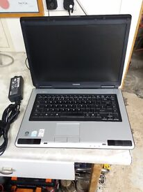 Toshiba equium laptop with windows 10