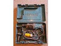 Makita HR2470 110V SDS Rotary Hammer Drill