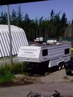 1994 24 foot fifth wheel trailer amazing deal