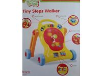 Tiny Step Walker