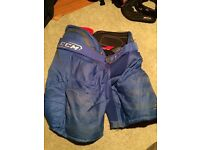 CCM Junior Ice Hockey Shorts