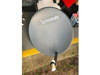 Technomate satelitte dish