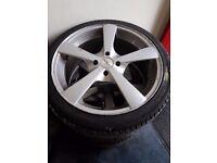 """Vauxhall Corsa 17"""" Alloy Wheels"""