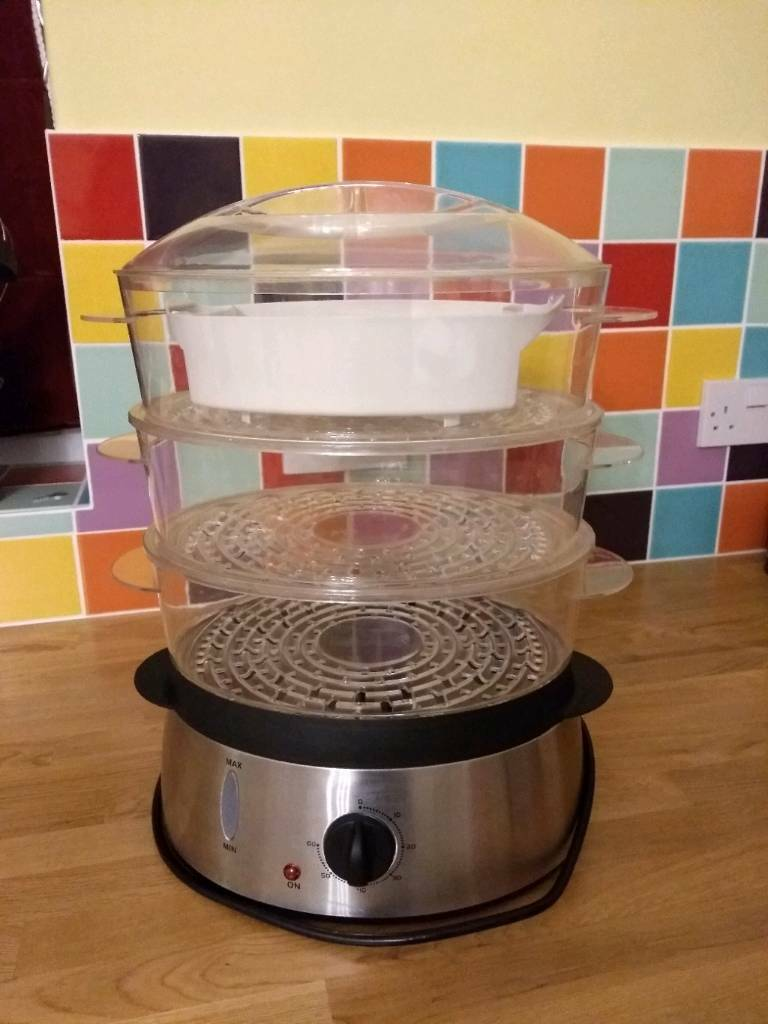 Sainsburys Electric Food Steamer In Plymouth Devon Gumtree