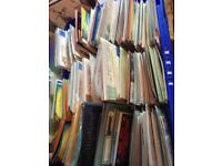 Job lot greetings cards /wrapping paper etc