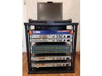 "Cisco starter to advanced lab CCENT, CCNA, CCNP, Microsoft etc , Complete ""production"" Kit"