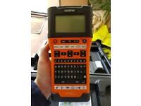 Brother E550W label maker machine
