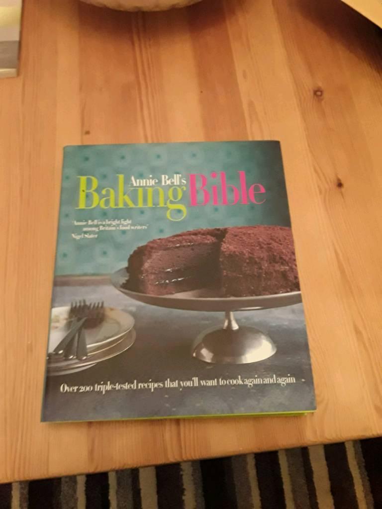 Lovely baking book
