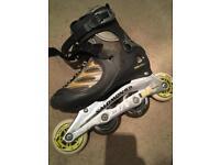Salomon Roller blades size 38