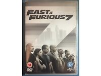 Fast & Furious 7 - original dvd