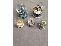 Snowglobes. Different ones look at pics for more info