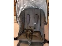Upper baby vista rumble seat for 2014 model