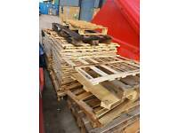 FREE!!! PALLET TOPS & PALLETS