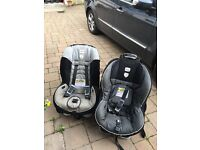Convertible / isofix car seats for sale