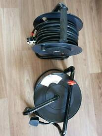20M Power Extension Cable Reel, EVEREADY 4 Sockets
