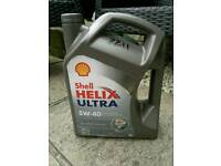 4.5 litre 5/40w fully synthetic engine oil