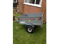 Car Trailer for sale. Good condition. Kept in garage. Now need the space. £115