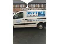 Sky /aerial installation and repairs