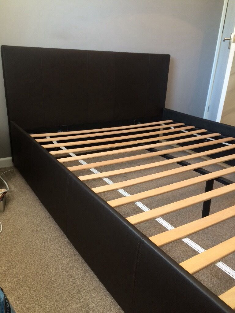 0c53c70dcb3 Double bed frame