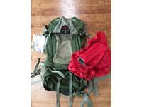 Osprey Kestrel 38 l rucksack army backpack