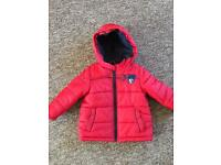 mothercare toddler coat