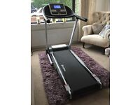 Bodymax t70 folding treadmill / running machine