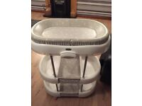 Grey changing table *excellent condition*