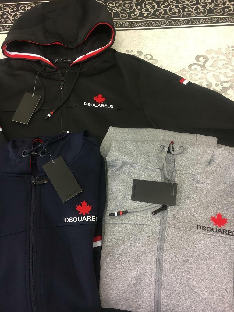 f716e9f0470ec Dsquared SUMMER TRACKSUIT ALL SIZES COLOURS (not Gucci valentino moncler  dsq2 dsq Armani ea7 Versace