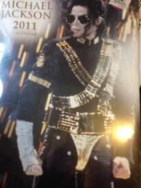 Michael Jackson Calender