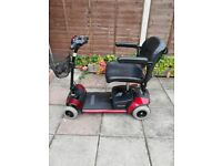 Pride Go go Elite Traveller Mobility scooter / folding / boot ***can deliver**