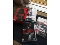 Luther box set dvd