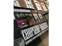 Full-time Barber Wanted (Tattoo & Barber shop Lisburn Road)