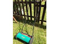 Bosch manual lawnmower