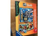 Zootropolis jigsaw puzzle