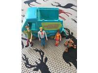 Scooby doo set