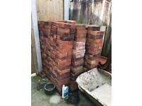Approx 800 New unused Bricks for sale