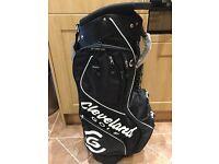 NEW!! Cleveland golf bag