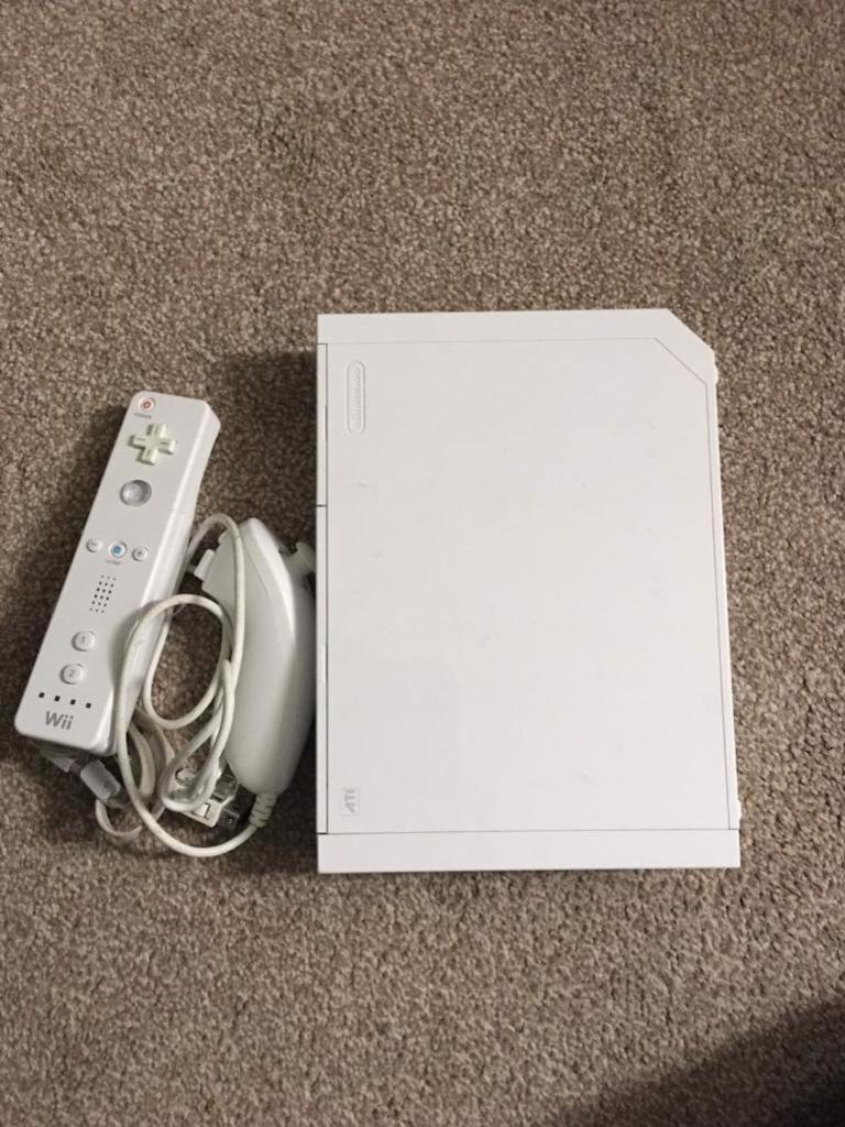 Wii Game Console And Balance Board In Aston South Yorkshire Gumtree Go
