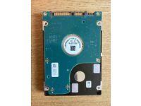 External drive 2 TB