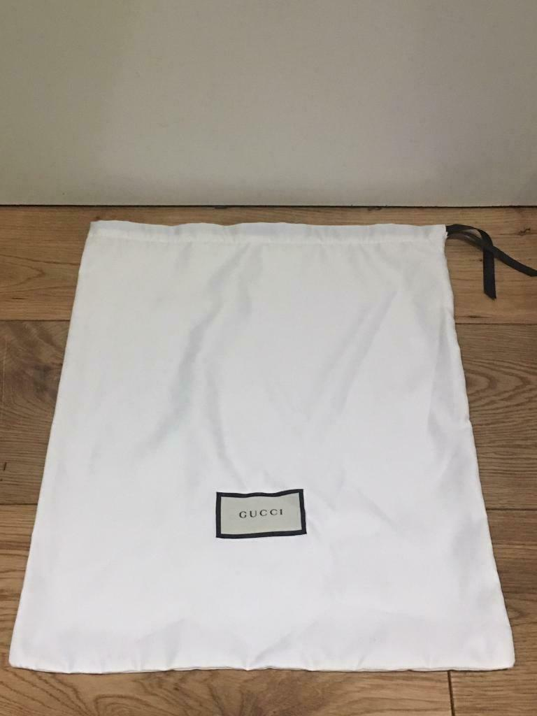 244ef7284f6 Gucci large dust bag
